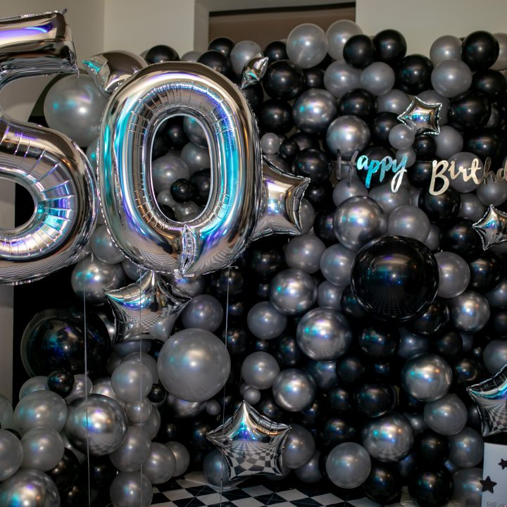 Disco Theme Birthday Party